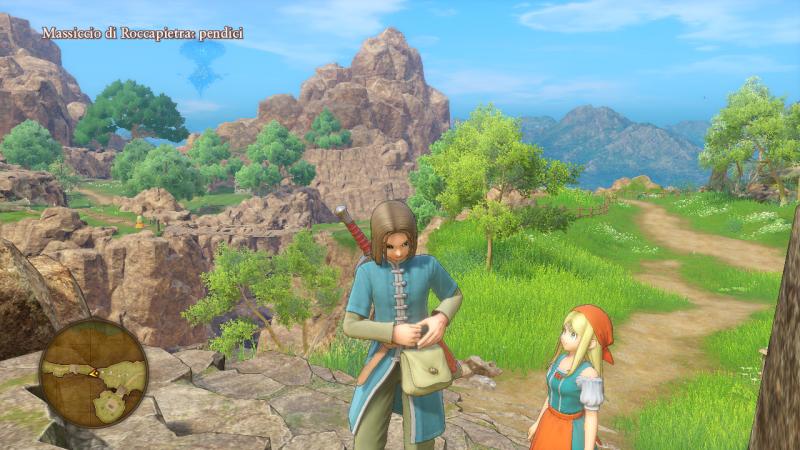 Recensione Dragon Quest XI: Echi di un'era perduta, un nuovo fantastico viaggio 8