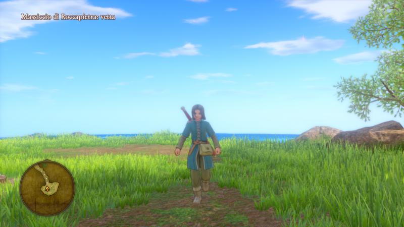 Recensione Dragon Quest XI: Echi di un'era perduta, un nuovo fantastico viaggio 20