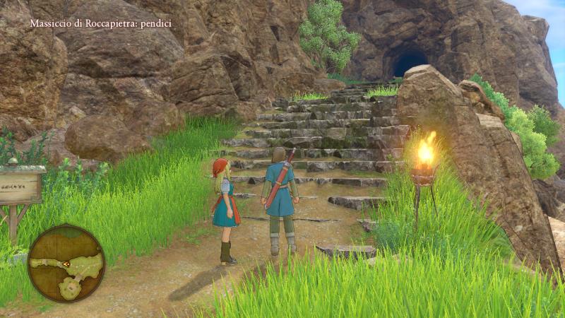 Recensione Dragon Quest XI: Echi di un'era perduta, un nuovo fantastico viaggio 7