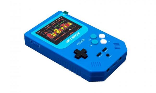 Design Go Retro! Portable