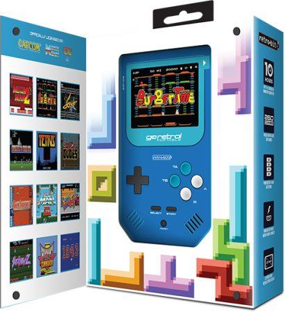 Go Retro! Portable è la nuova console sviluppata da Retro Bit 2