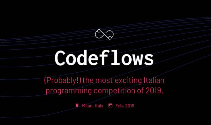 Codeflows, la gara di programmazione con un montepremi di 40.000 euro