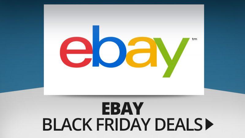 Black Friday 2018: le migliori offerte di Ebay