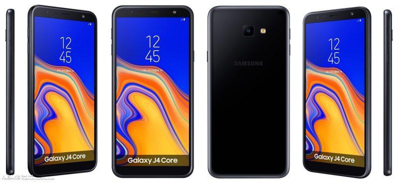 Samsung Galaxy J4 Core, il modello entry level con Android Go