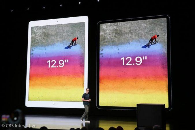 Dimensioni iPad Pro 2018