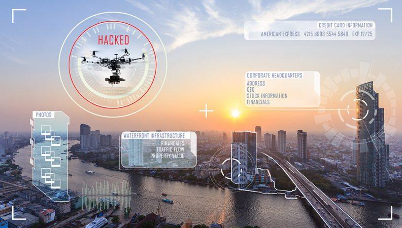 Vulnerabilità nei droni DJI, possibile rischio per gli account