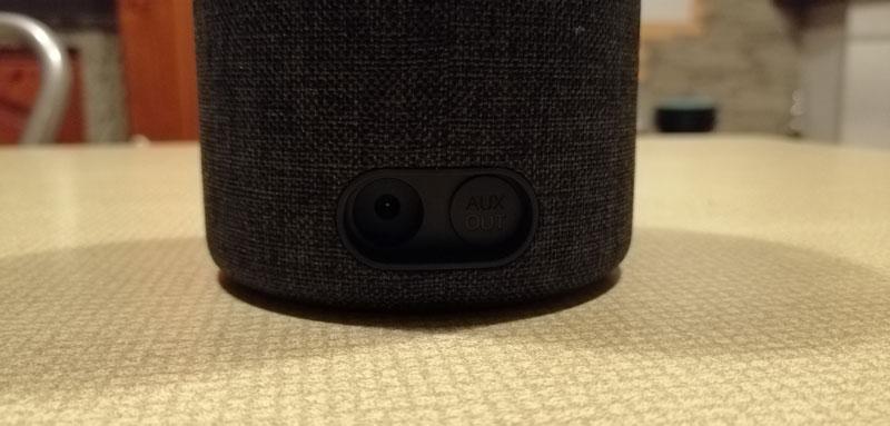 Amzon Echo: collegamento