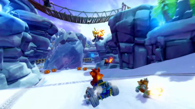 Annunciato Crash Team Racing Nitro Fueled ai The Game Awards 2018 1