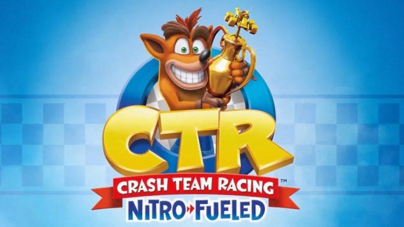 Annunciato Crash Team Racing Nitro Fueled ai The Game Awards 2018