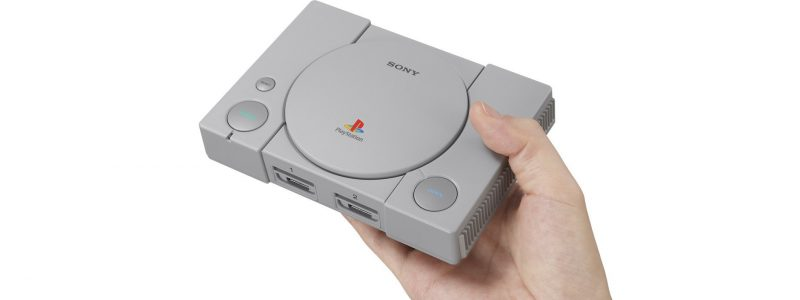 Modificare PlayStation Classic tramite software