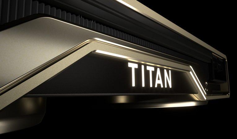 Nvidia Titan RTX, ecco la GPU Turing per i professionisti 1