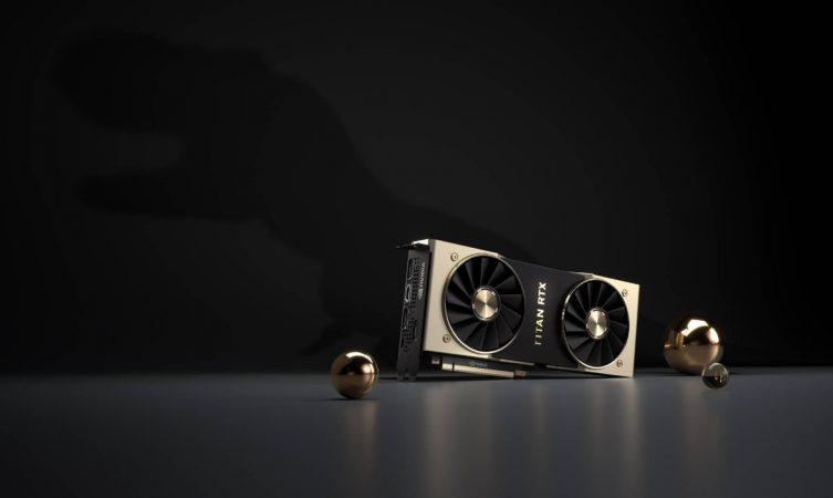 Nvidia Titan RTX, ecco la GPU Turing per i professionisti