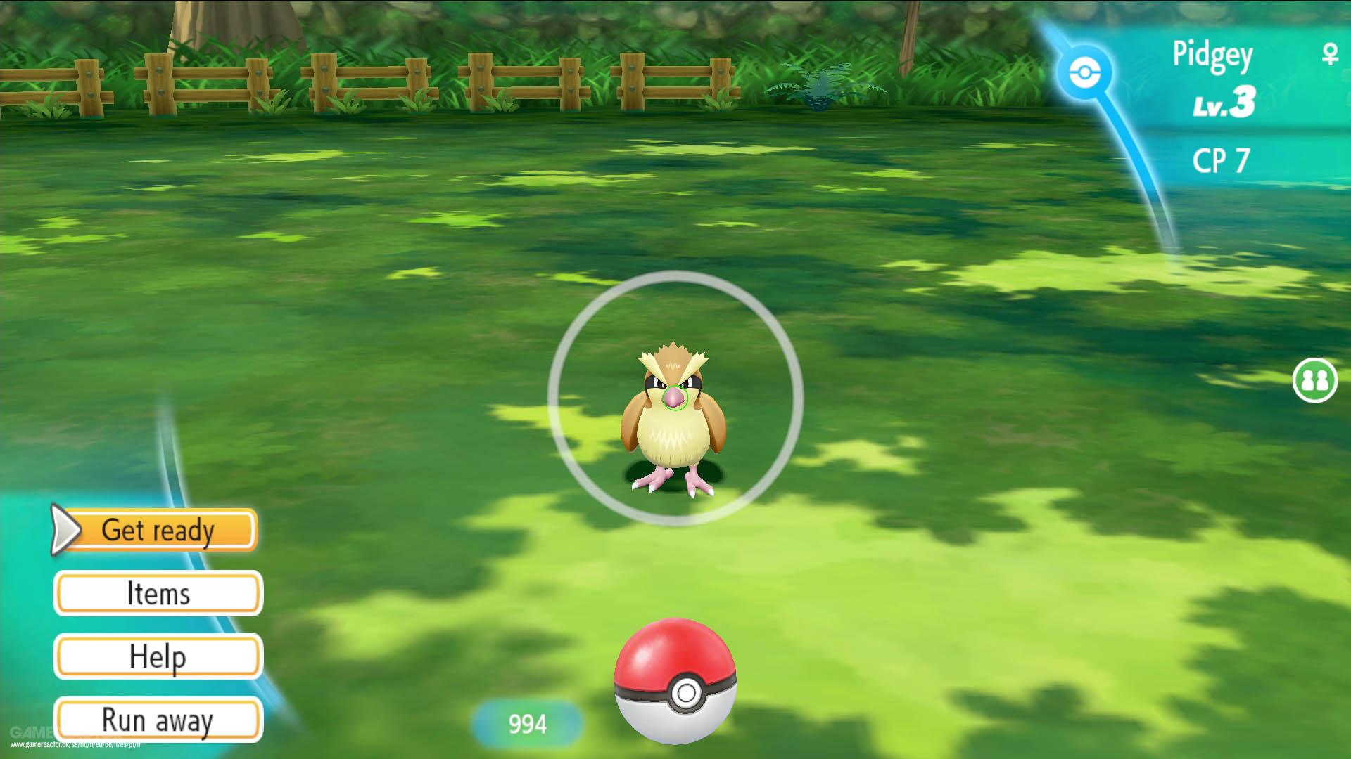 Pokemon Let's Go Pikachu/Eevee: le principali differenze con i titoli originali 4