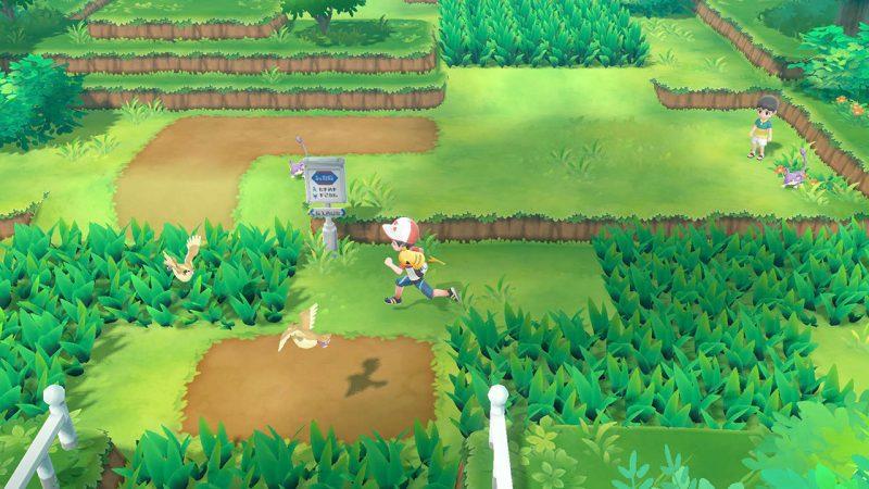 Pokemon Let's Go Pikachu/Eevee: le principali differenze con i titoli originali 3