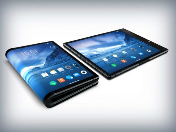 [CES 2019] Mostrato FlexPai, il primo smartphone pieghevole al mondo