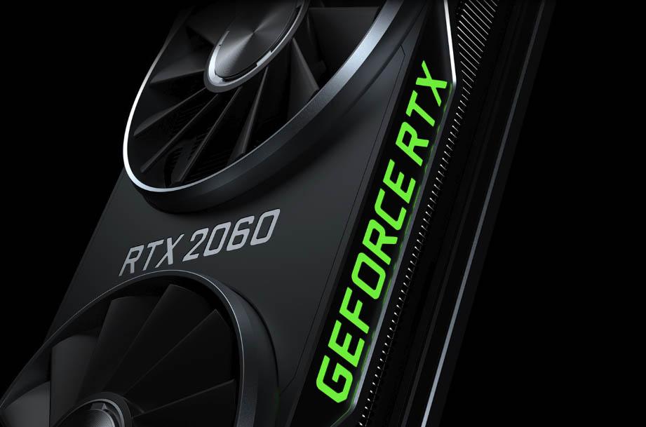 [CES 2019] Nvidia annuncia ufficialmente la GeForce RTX 2060