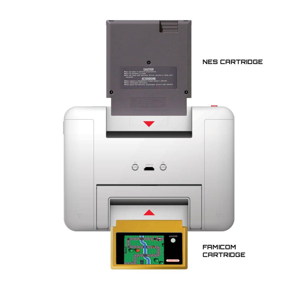 [CES 2019] Retro Champ, la console compatibile con le cartucce NES e Famicom 1