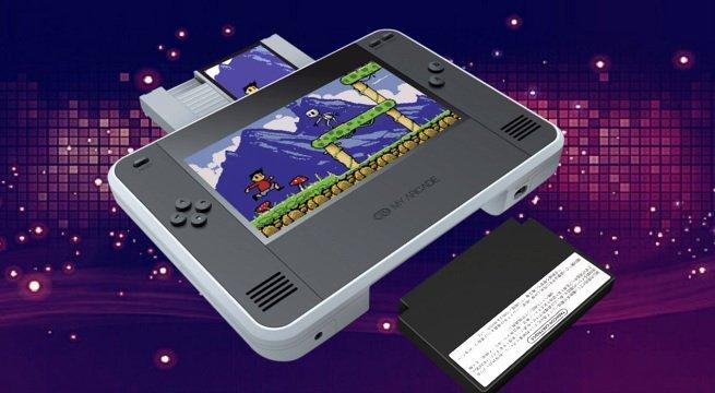 [CES 2019] Retro Champ, la console compatibile con le cartucce NES e Famicom