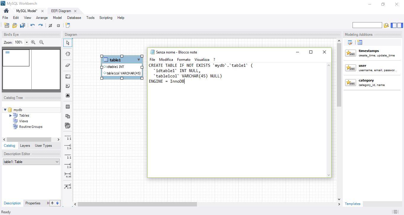 Corso SQL #2: come creare un database 4