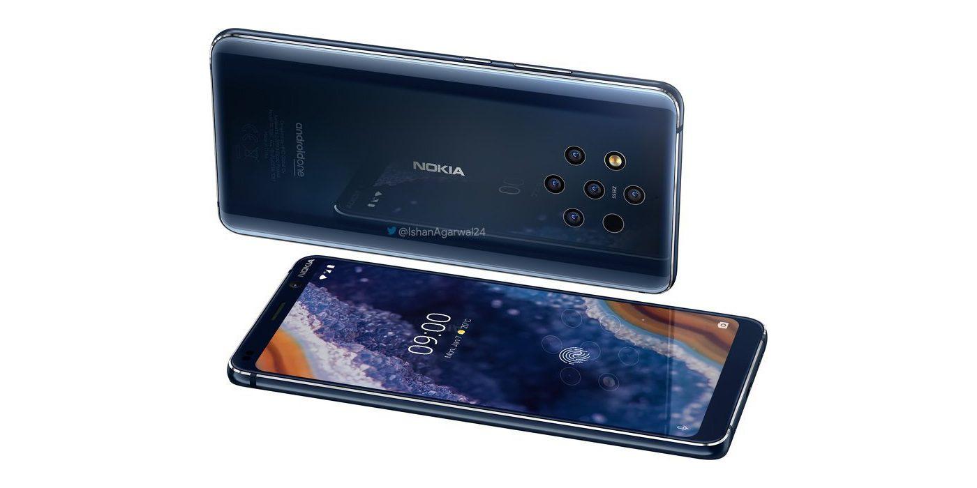 [MWC 2019] Annunciato ufficialmente Nokia 9 Pureview, lo smartphone con 5 fotocamere 1