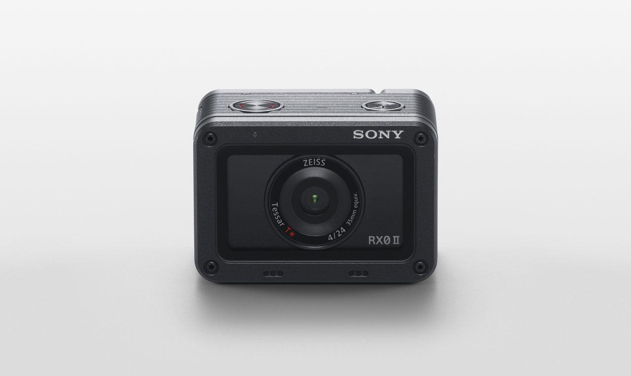 Design della Sony RX0 II