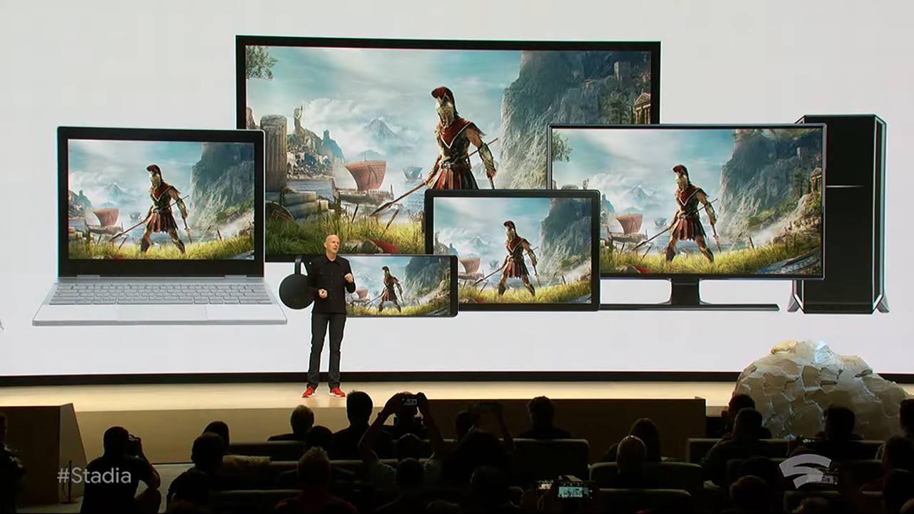 [GDC 2019] Google presenta Stadia, la piattaforma che unisce giocatori, spettatori e sviluppatori 3