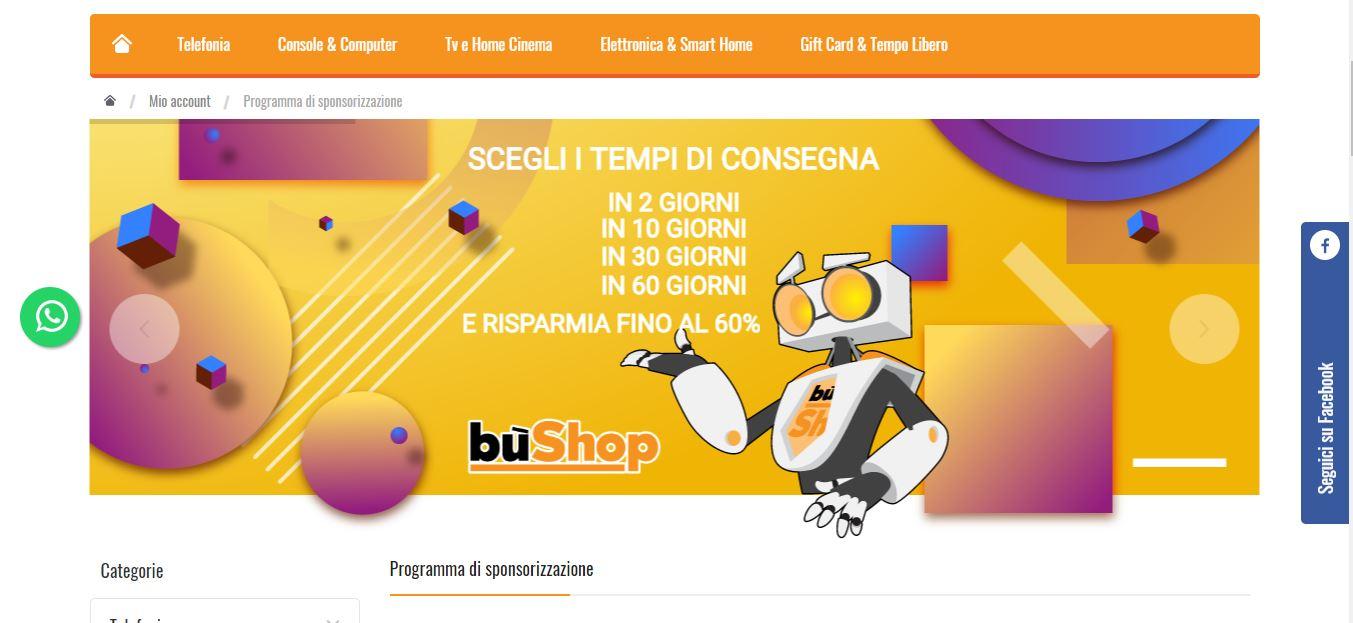 BuShop, la nuova frontiera dell'ecommerce 1