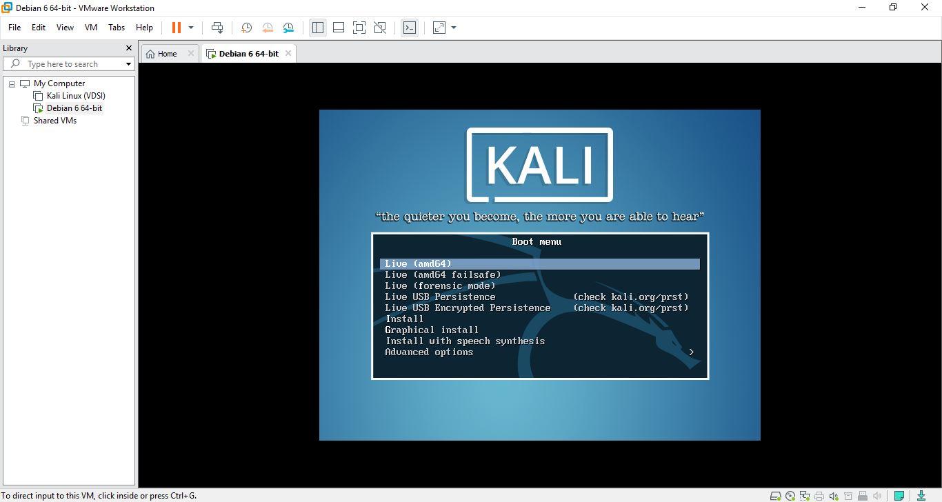 Come installare Kali Linux su macchina virtuale 1