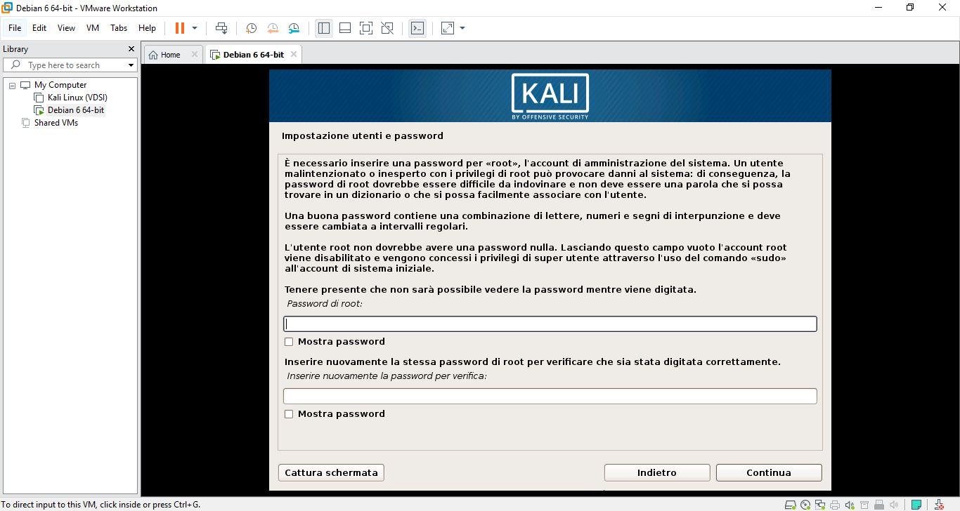 Come installare Kali Linux su macchina virtuale 4