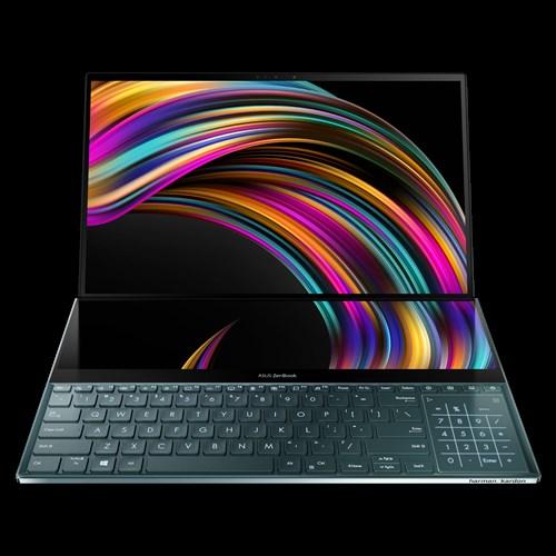 Asus ZenBook Pro Duo Fronte