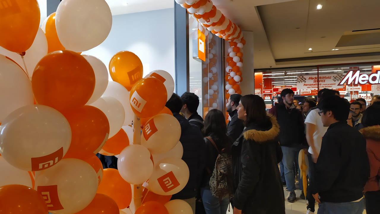 Apre ufficialmente a Roma il più grande Mi Store italiano 34