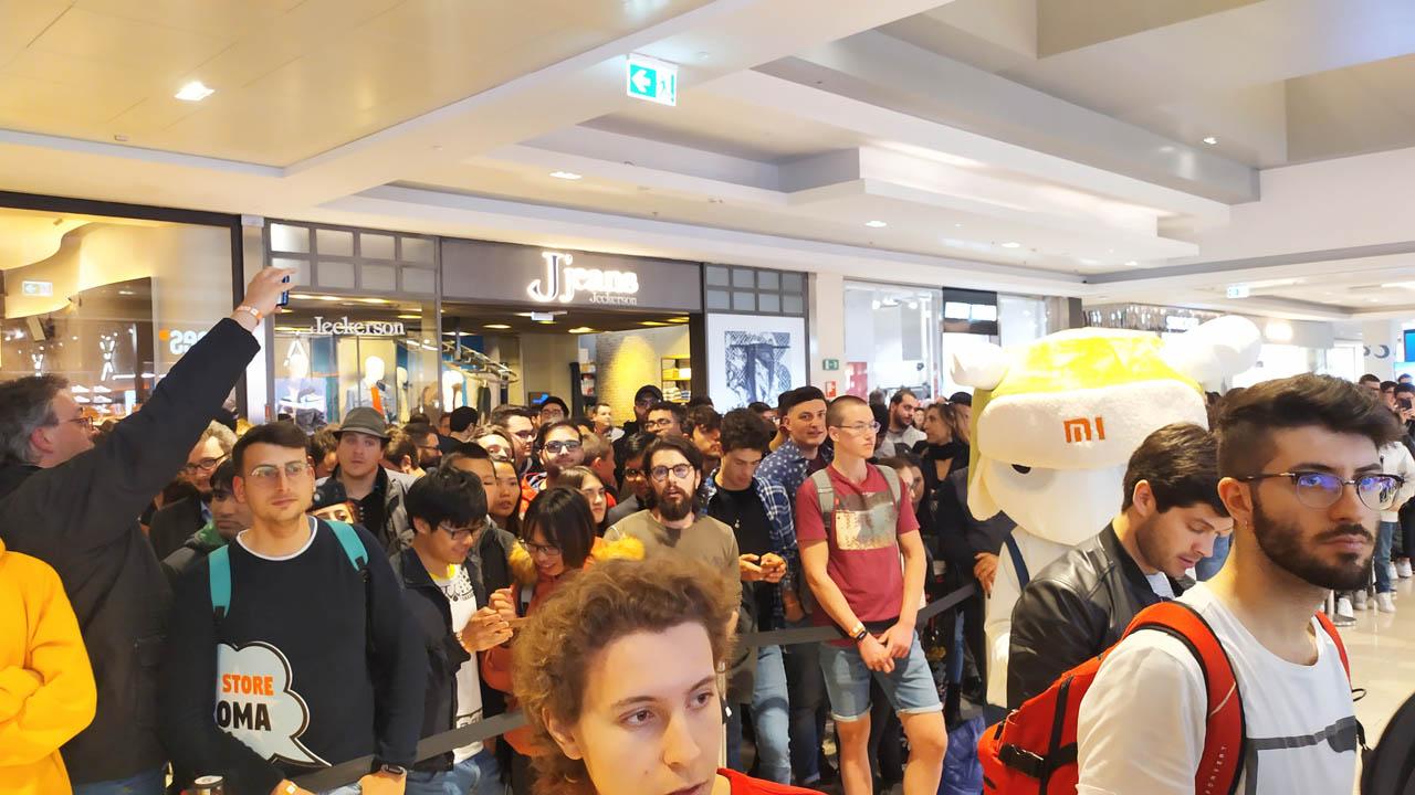 Apre ufficialmente a Roma il più grande Mi Store italiano 36