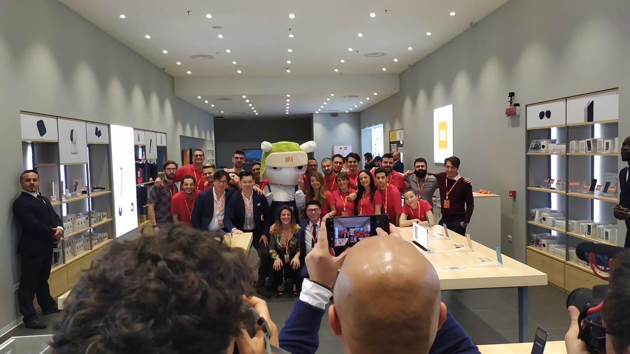 Apre ufficialmente a Roma il più grande Mi Store italiano 31