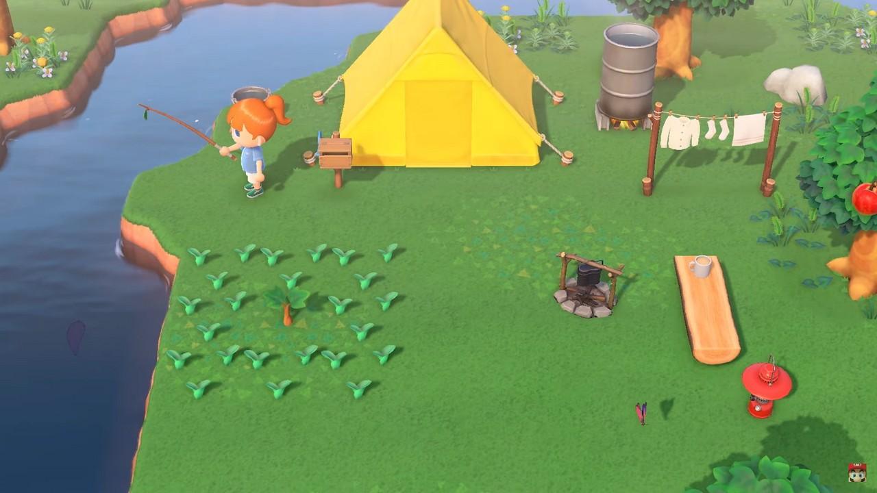 [E3 2019] Animal Crossing New Horizons: mostrato un lungo gameplay al Nintendo Treehouse 1