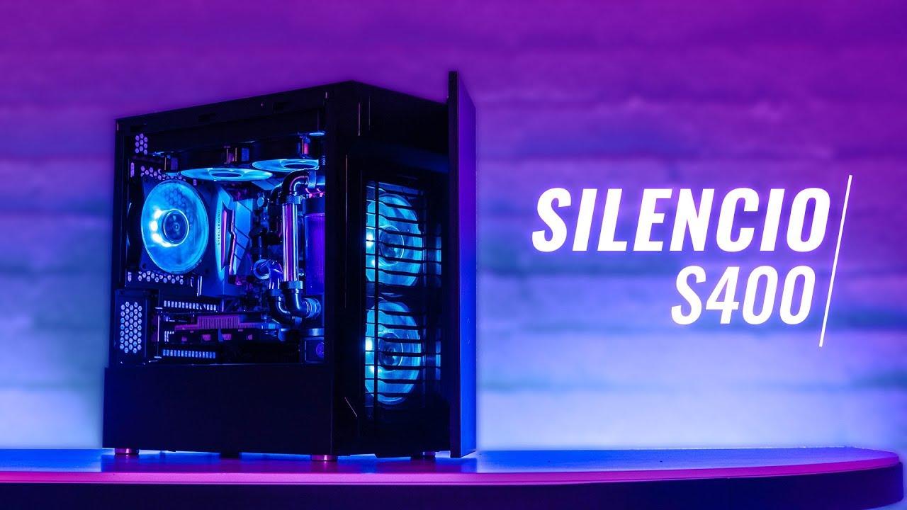 Cooler Master Silencio S400