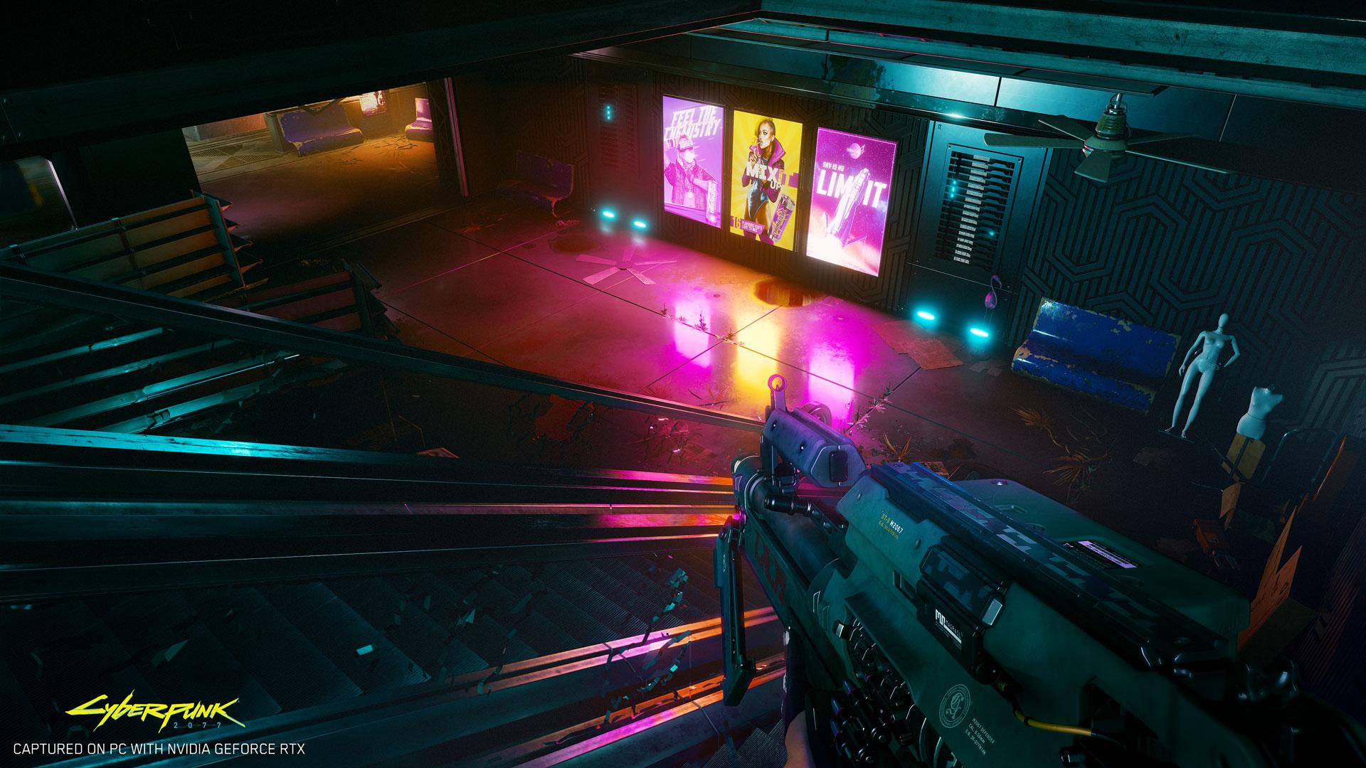 Nvidia si accorda con CD Project Red per portare il ray tracing su Cyberpunk 2077 1