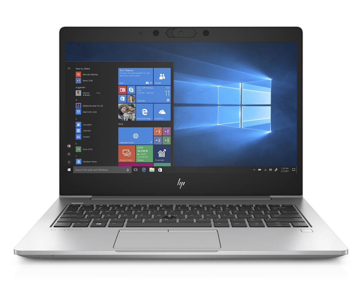 HP annuncia gli EliteBook 700 G6 e l'HP mt45 Mobile Thin Client 1