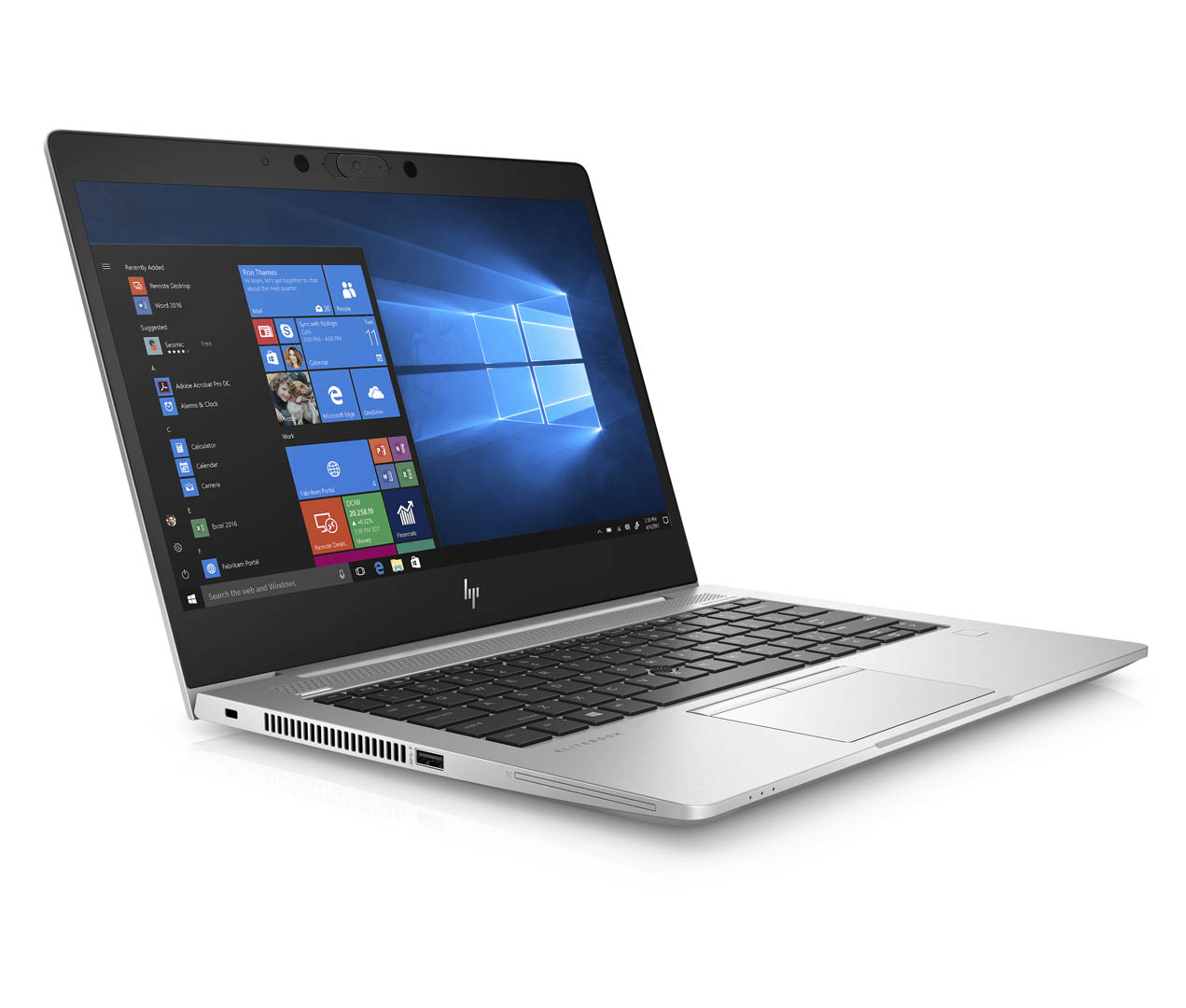 HP annuncia gli EliteBook 700 G6 e l'HP mt45 Mobile Thin Client 2