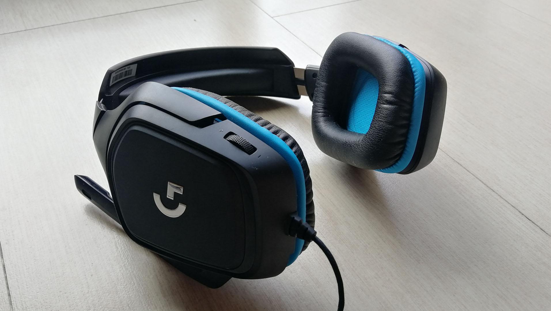 Recensione Logitech G432, headset con Dolby Surround 7.1 6