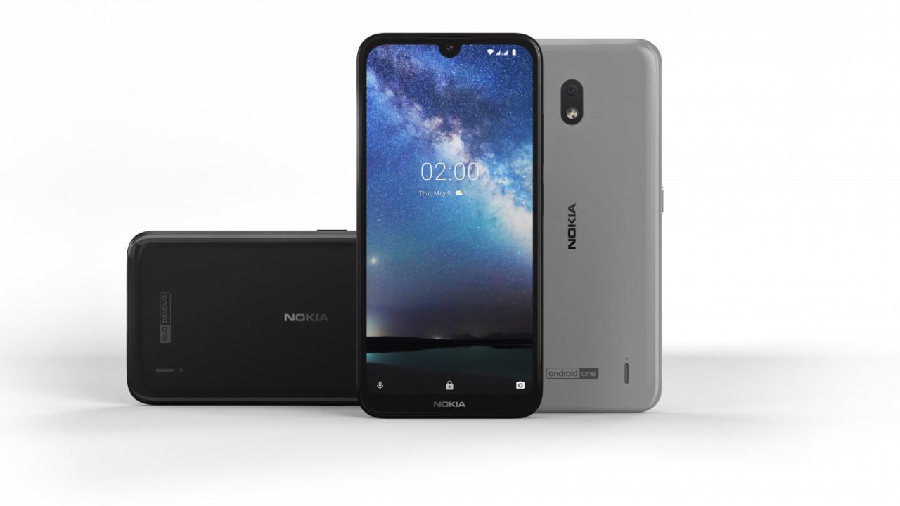 Nokia 2.2 notch