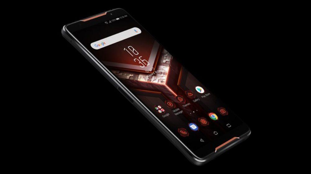 Asus ROG PHONE 2 fronte