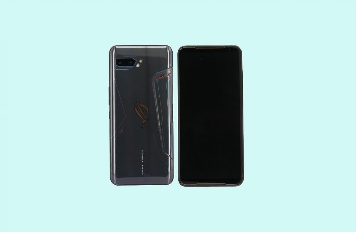 Asus ROG PHONE 2 design