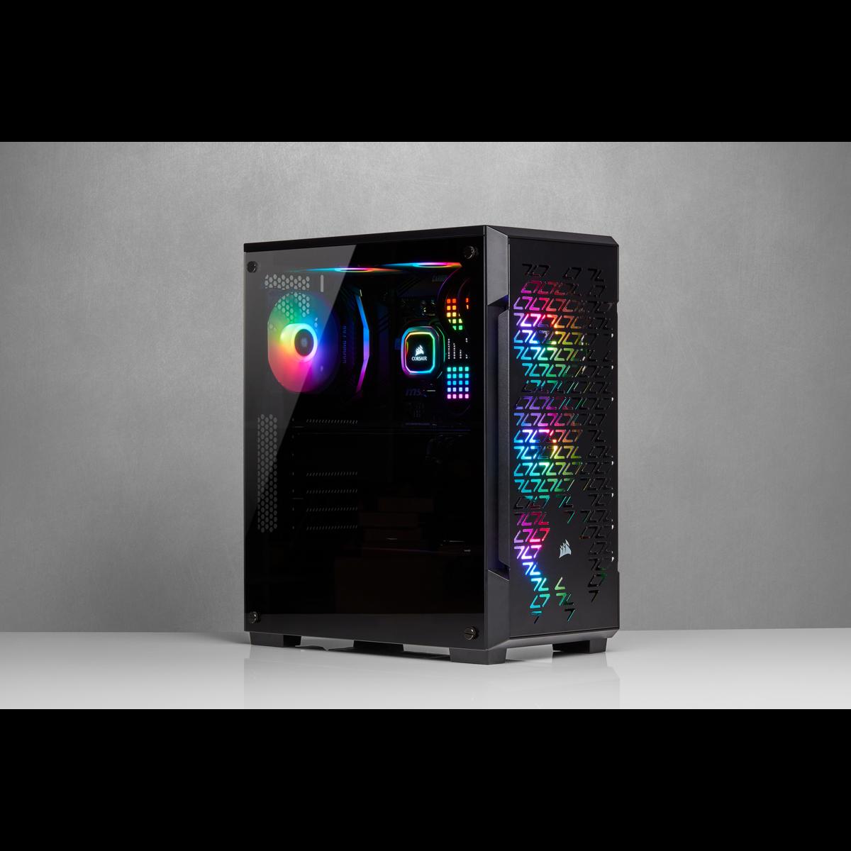 Corsair presenta il case iCue 220T RGB Airflow e le ventole iCUE SP RGB 1