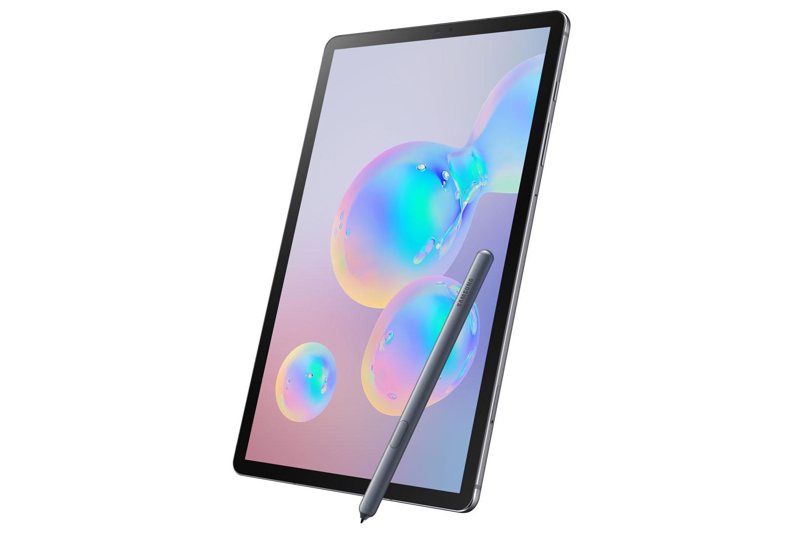 Samsung Galaxy Tab S6 design