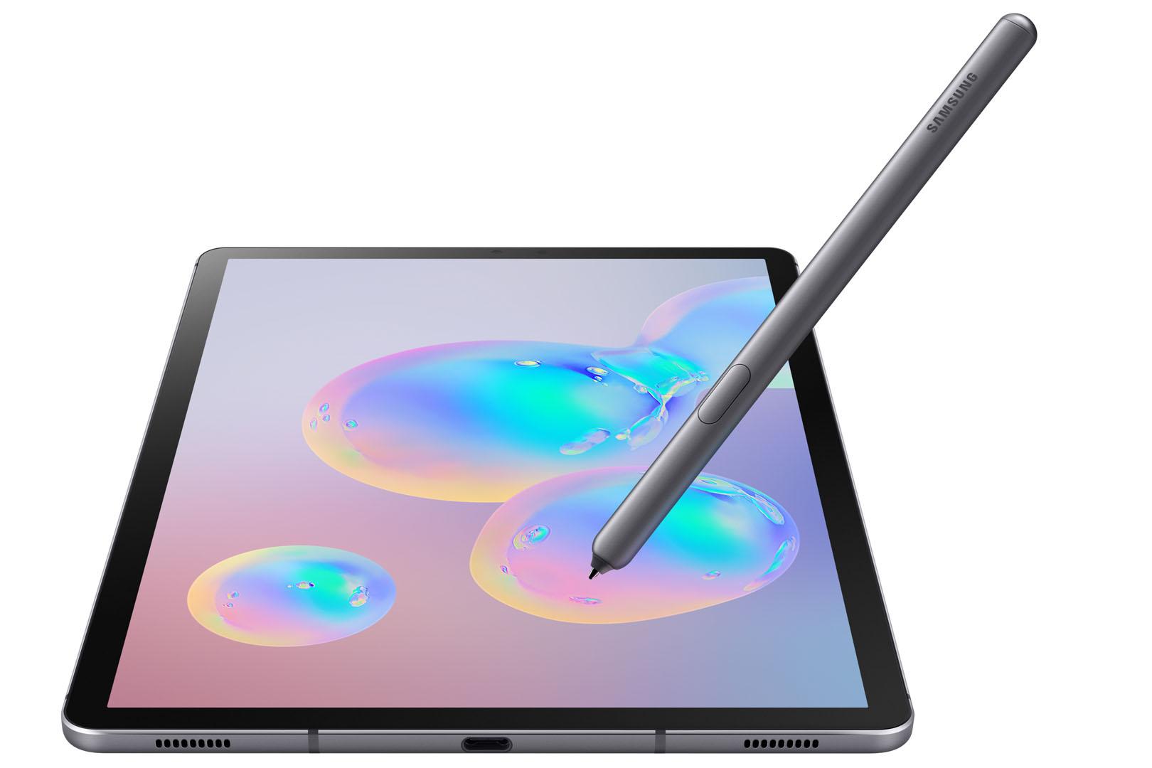 Samsung Galaxy Tab S6: S-Pen