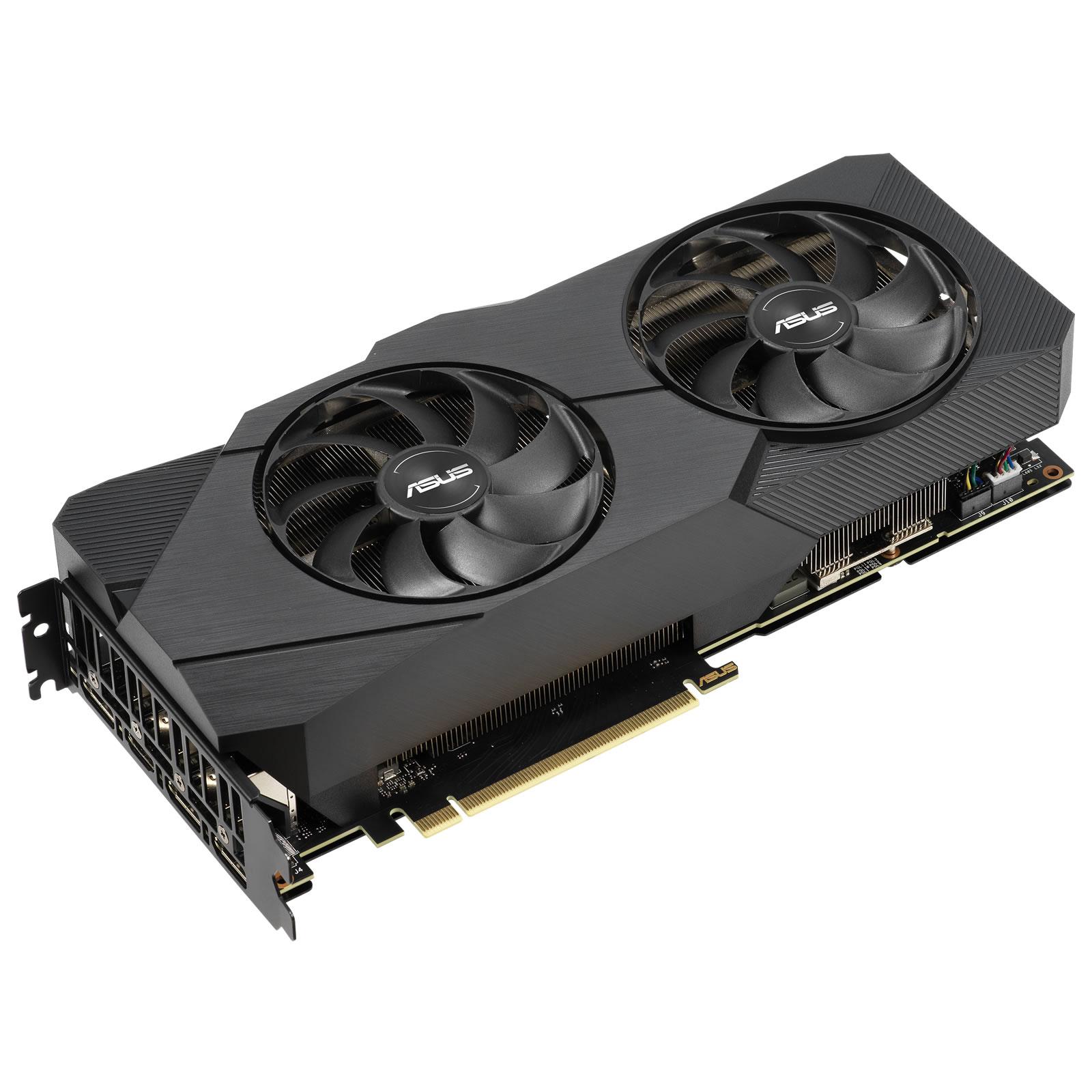 ASUS Radeon RX 5700 XT Dual EVO