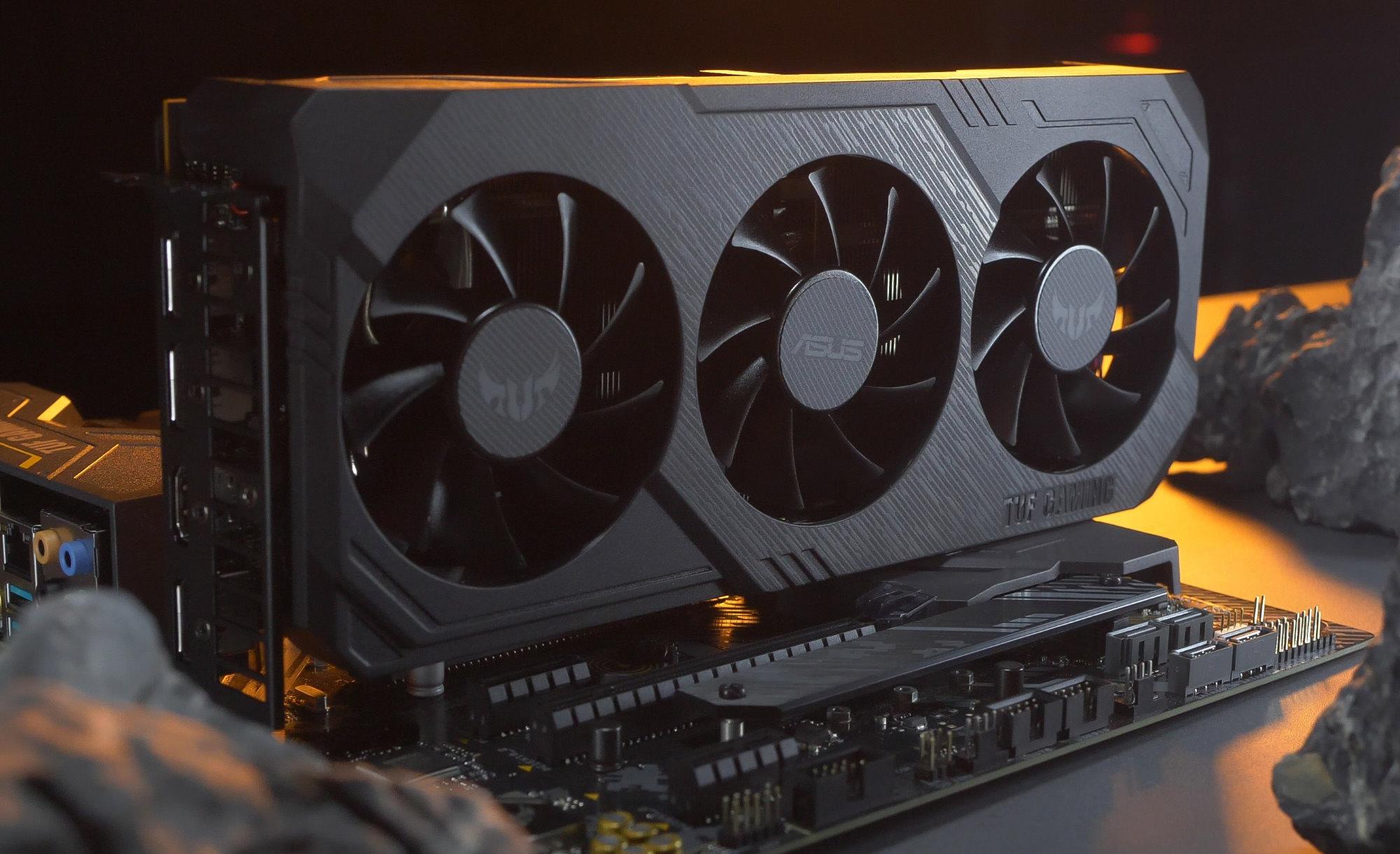 TUF Gaming X3 Radeon RX 5700