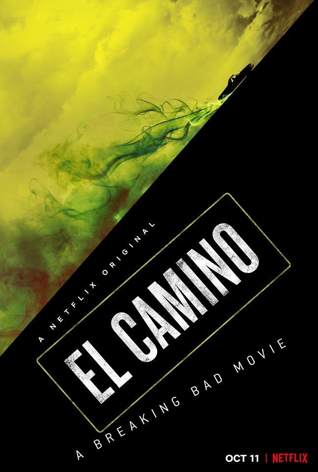 El Camino: Il film di Breaking Bad Locandina