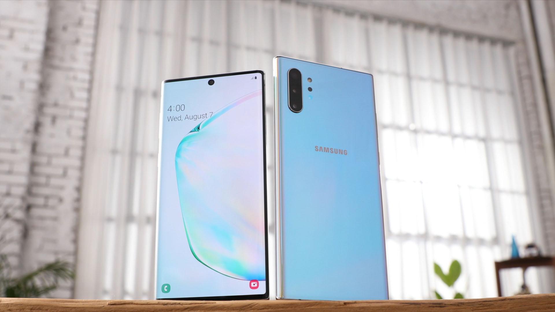 Galaxy Unpacked 2019: tutte le informazioni su Galaxy Note 10 1