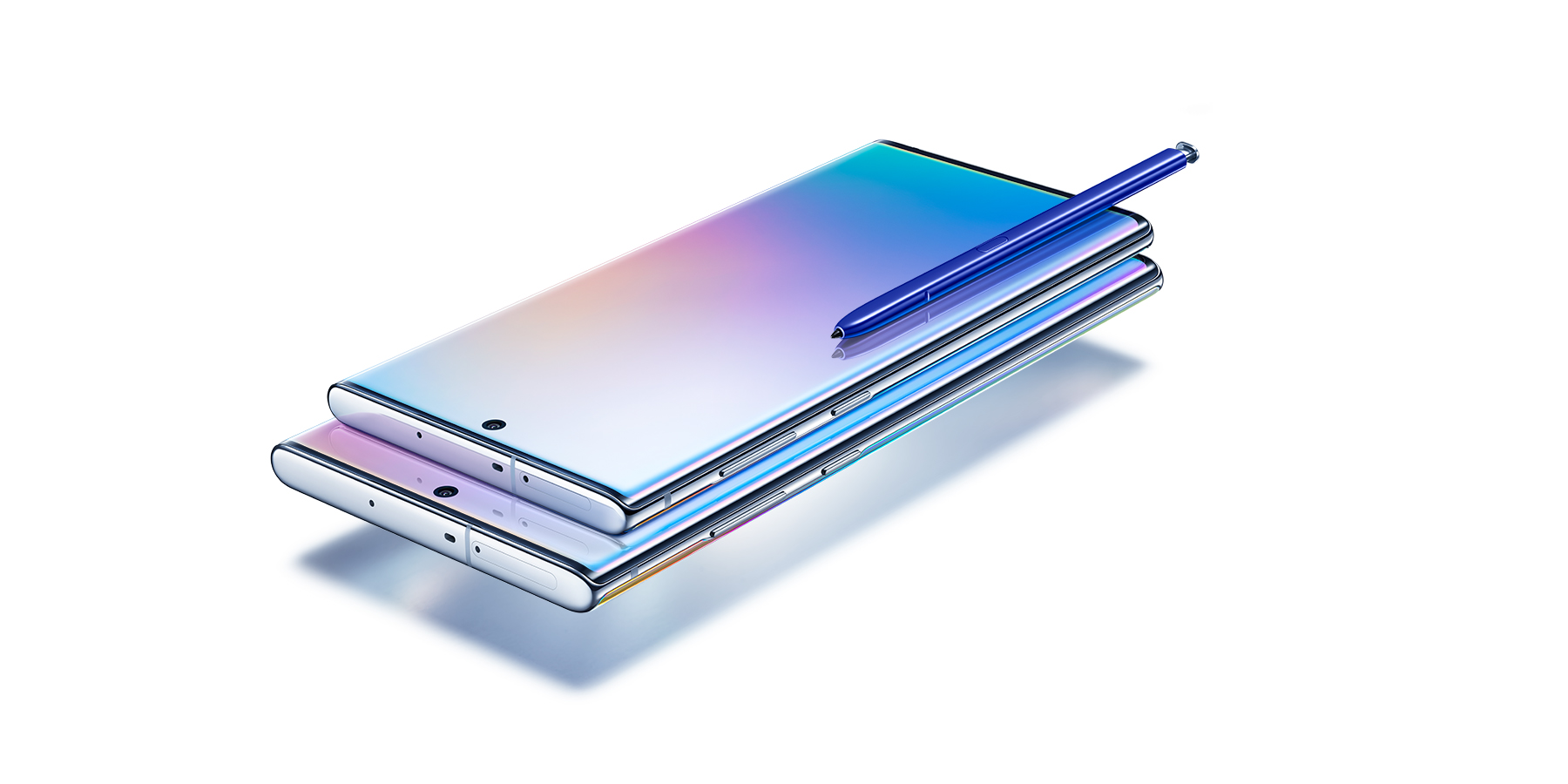 Galaxy Note 10 vs. Galaxy Note 10 Plus